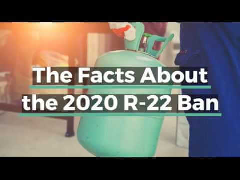 Do you have R22 in your HVAC system? Here's some things you can do.