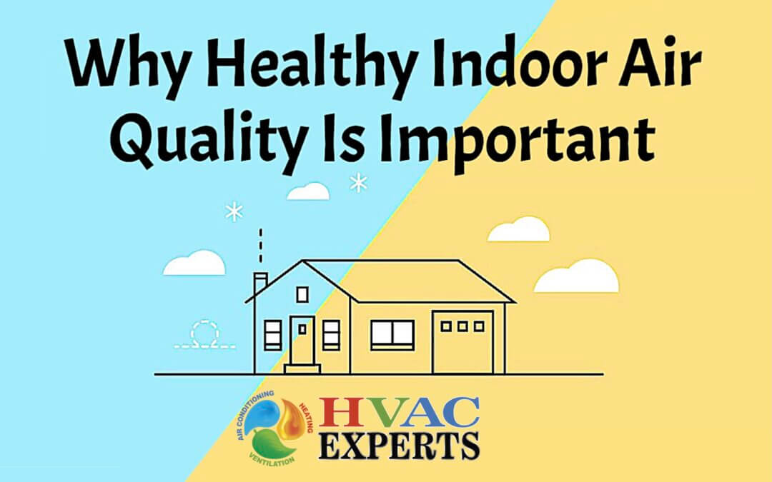 Why Healthy Indoor Air Quality Is Important